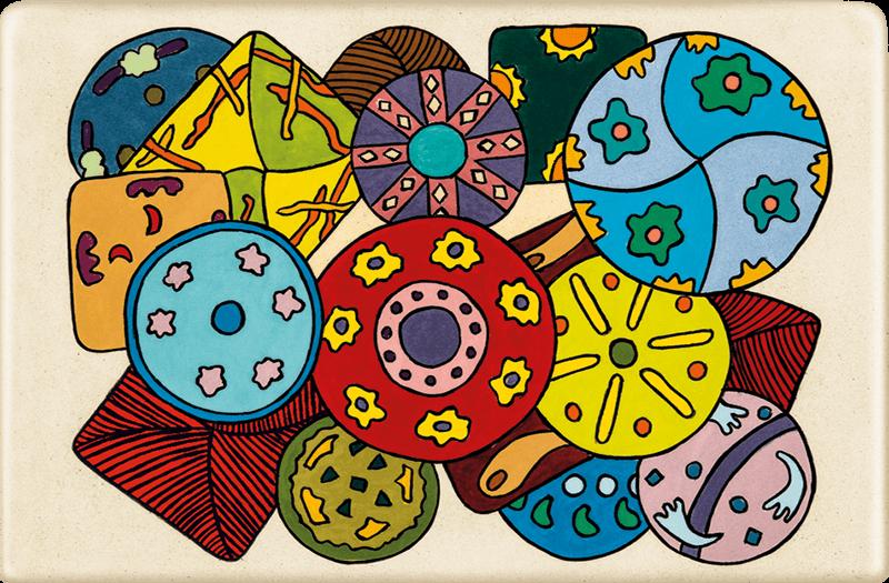 ceramic-magnets-handmade-tiles-kippot