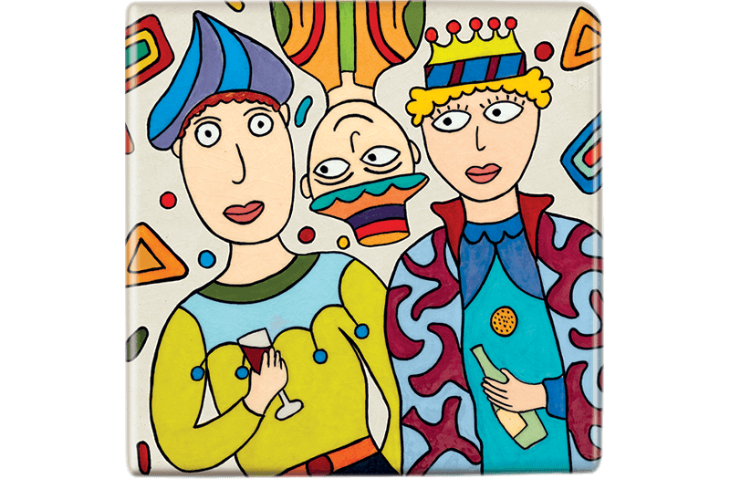 ceramic-magnets-handmade-tiles-party-on-purim-s