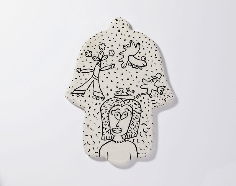 ceramic-paint-hamsa-amulet-circus-time